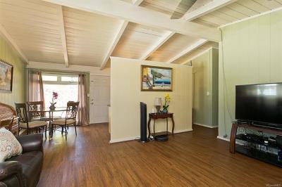 Single Family Home For Sale: 1104 Apoepoe Place