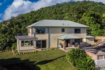 Single Family Home In Escrow Showing: 161 Kalaiopua Place