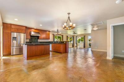 Waianae HI Single Family Home For Sale: $645,000