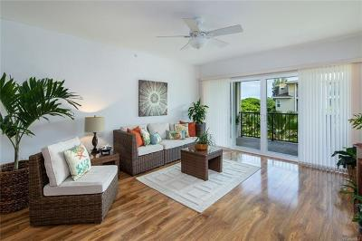 Kailua Condo/Townhouse In Escrow Showing: 501 Kailua Road #1206