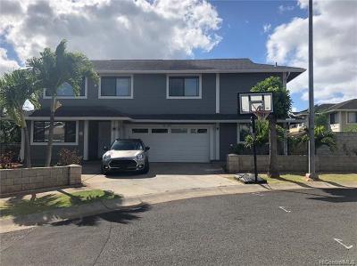 Waipahu Single Family Home For Sale: 94-510 Hoohani Place #73