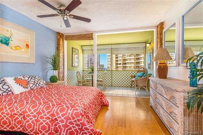 Honolulu Condo/Townhouse For Sale: 425 Ena Road #PH7-C