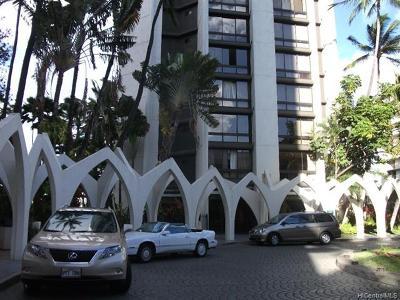 Honolulu Condo/Townhouse For Sale: 300 Wai Nani Way #2217