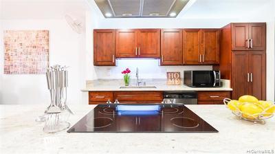 Mililani Condo/Townhouse For Sale: 94-035 Kuahelani Avenue #127