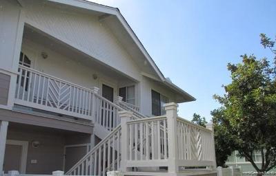 Mililani Condo/Townhouse For Sale: 95-1067 Kaapeha Street #120