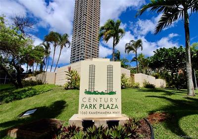 Pearl City Condo/Townhouse For Sale: 1060 Kamehameha Highway #904B