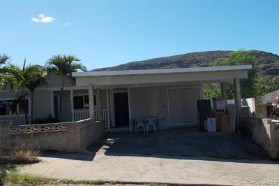 Waianae Rental For Rent: 86-170 Kawili Street