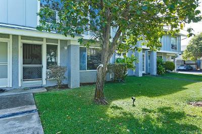 Condo/Townhouse For Sale: 1080 Awawamalu Street #D
