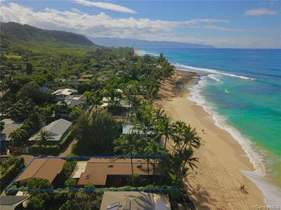 Honolulu County Single Family Home For Sale: 59-175c Ke Nui Road