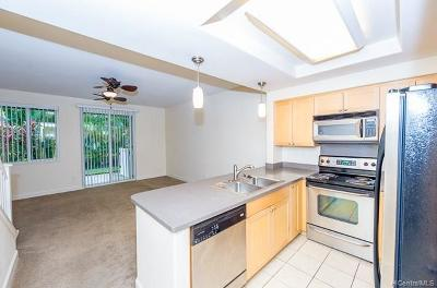 Condo/Townhouse For Sale: 92-1502 Aliinui Drive #503