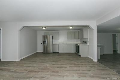Honolulu Single Family Home For Sale: 3567 Puuku Makai Drive