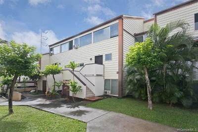 Aiea Condo/Townhouse For Sale: 98-360 Koauka Loop #230