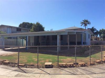 Ewa Beach Single Family Home For Sale: 91-702 Kilinahe Street