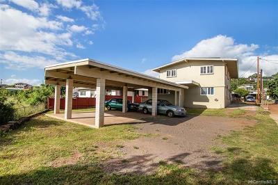 Single Family Home For Sale: 99-329-A Uwau Drive