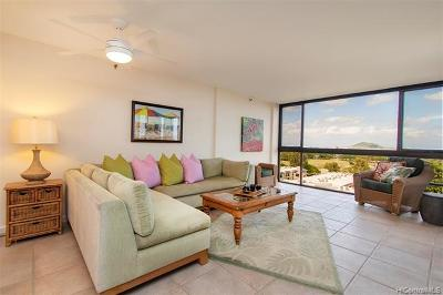 Kailua Condo/Townhouse For Sale: 322 Aoloa Street #1005