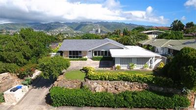 Single Family Home For Sale: 677 Hakaka Street