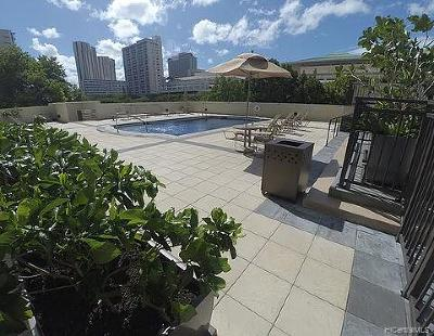 Honolulu Condo/Townhouse For Sale: 1717 Ala Wai Boulevard #410
