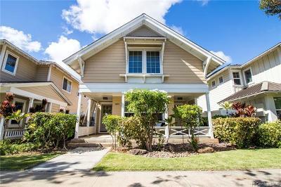 Ewa Beach Single Family Home For Sale: 91-1258 Kaileolea Drive