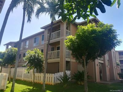 Ewa Beach Condo/Townhouse For Sale: 91-1199 Kaneana Street #2B
