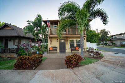 Ewa Beach Single Family Home For Sale: 91-2012 Kamakana Street