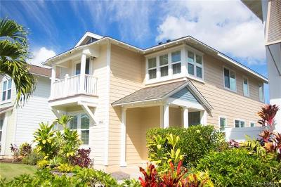 Ewa Beach Single Family Home For Sale: 91-1223 Kaikohola Street #D90