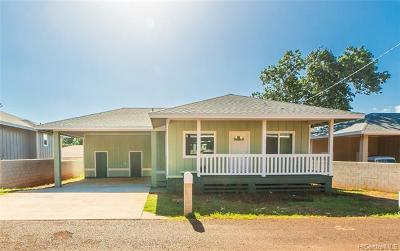 Single Family Home For Sale: 78 Ilima Street