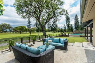 Honolulu Single Family Home For Sale: 4817 Kaimoku Way