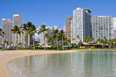 Honolulu Condo/Townhouse For Sale: 1777 Ala Moana Boulevard #904