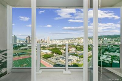 Hawaii County, Honolulu County Condo/Townhouse For Sale: 1288 Kapiolani Boulevard #I-2609