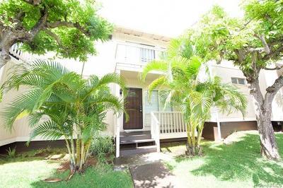 Aiea Rental For Rent: 98-867 Kaonohi Street #B