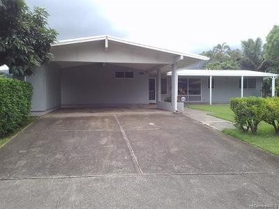 Kailua Rental For Rent: 1042 Lunaai Place