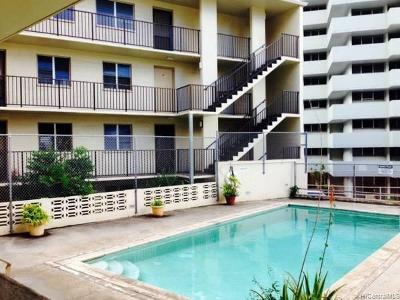 Honolulu Condo/Townhouse For Sale: 1099 Green Street #A401