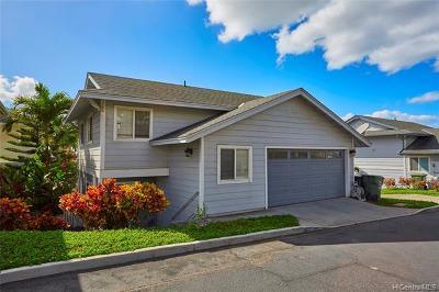 Kapolei HI Single Family Home For Sale: $615,000