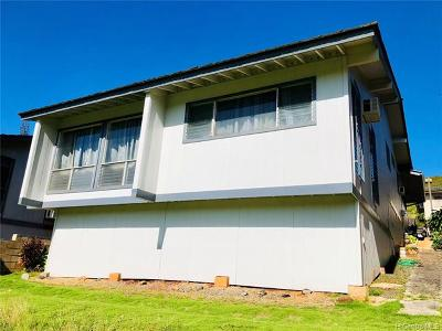 Aiea Single Family Home For Sale: 98-426 Kilihea Way #5