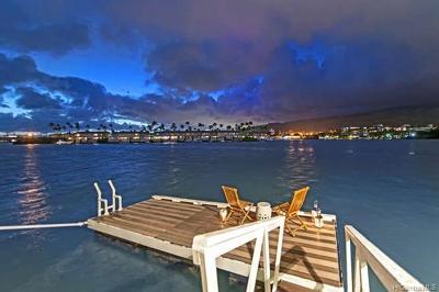 Honolulu Single Family Home For Sale: 663 Kaumakani Street