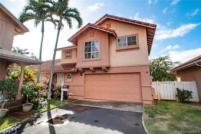 Single Family Home For Sale: 94-201b Kikepa Place #43
