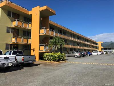 Honolulu Condo/Townhouse For Sale: 755 McNeill Street #A204