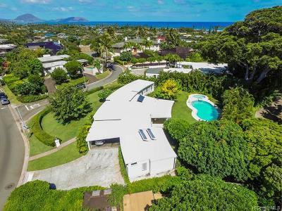 Honolulu Single Family Home For Sale: 4349 Puu Panini Avenue