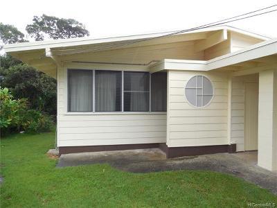 Single Family Home For Sale: 3413 Peneku Place