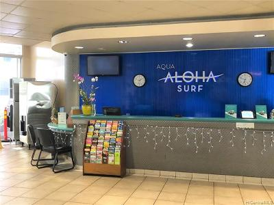 Honolulu Condo/Townhouse For Sale: 444 Kanekapolei Street #1506
