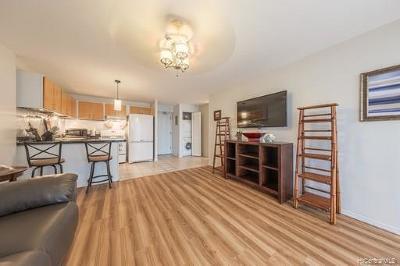 Hawaii County, Honolulu County Rental For Rent: 475 Atkinson Drive #904