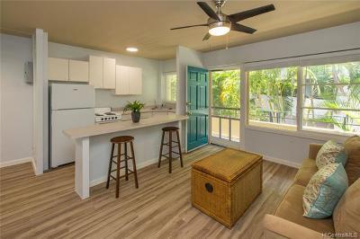 Hawaii County, Honolulu County Rental For Rent: 1868 Kahakai Drive #112