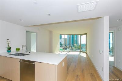Honolulu County Condo/Townhouse For Sale: 1001 Queen Street #1204