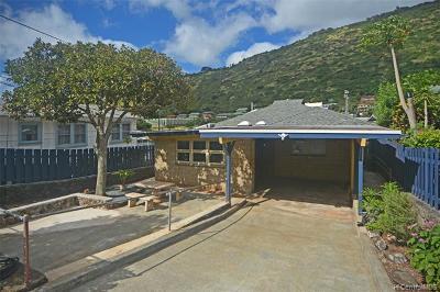 Honolulu Single Family Home For Sale: 2066 9th Avenue