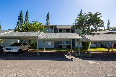Mililani Condo/Townhouse For Sale: 95-802 Wikao Street #R304