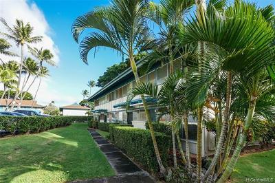 Honolulu Condo/Townhouse For Sale: 1379 Hunakai Street #64