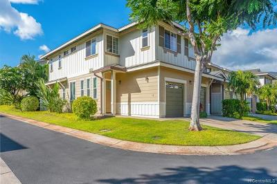 Honolulu County Condo/Townhouse For Sale: 92-1502 Aliinui Drive #501