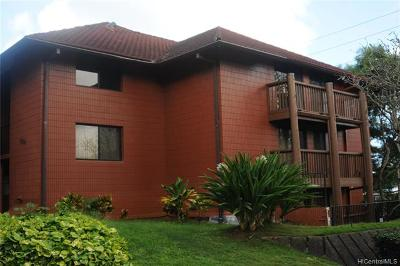 Kaneohe Condo/Townhouse For Sale: 46-001 Puulena Street #102