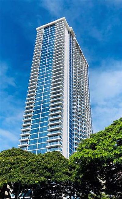Honolulu County Condo/Townhouse For Sale: 1631 Kapiolani Boulevard #3510