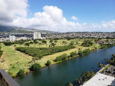 Honolulu County Condo/Townhouse For Sale: 2345 Ala Wai Boulevard #2511